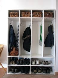 Coat Rack Shoe Storage Enchanting Coat And Shoe Storage Hall Storage Cabinet Hall Coat Shoe Storage