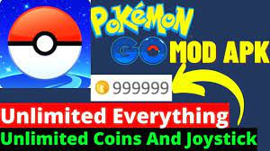 Pokemon Go Mod Apk Unlimited Coins And Joystick   Pokemon Go Mod Apk  Unlimited Everything - YouTube