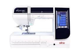 <b>Швейно</b>-<b>вышивальная машина Elna</b> eXpressive <b>860</b> - купить в ...