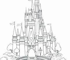 This logo variation was later used in some later films the disney logo has the city of metroville in the background, and has the front of the castle display the incredibles 2 symbol (best seen when. Disney Castle Coloring Page Luxury Disney Cinderella Castle Coloring Pages 15 Linea Castle Coloring Page Princess Coloring Pages Disney Princess Coloring Pages