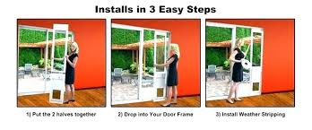 diy automatic dog door pet door sliding glass pet door automatic door opener for dogs images diy automatic dog door