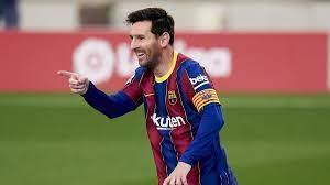 Lionel Messi verlängert angeblich seinen Vertrag beim FC Barcelona um ein  weiteres Jahr - Eurosport