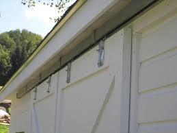 Hanging Sliding Door Kit Hanging Sliding Door Track New Decoration Simplest To Install