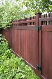 illusions vinyl fence dealers grand mahogany fencing panels with all the beauty96