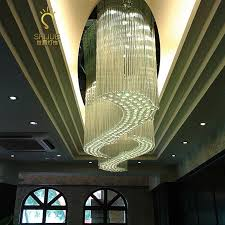 Hotel lobby lighting Vintage Apartment Modern Minimalist Living Room Led Oval Ceiling Chandelier Hotel Lobby Villa Corridor Aisle Porch Crystal Lamp Led Lighting Lamps Tripadvisor Modern Minimalist Living Room Led Oval Ceiling Chandelier Hotel