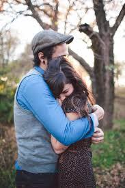 cute couple hug for mobile wallpapers high resolution