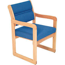 wooden chairs with arms. Beautiful Chairs Sled Base Chair With Arms From Dakota Wave Throughout Wooden Chairs With M