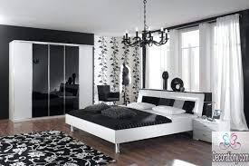 Black And White Bedroom Decor Meganmua Magnificent Black And White Modern Bedroom Decor Collection