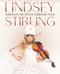 <b>Warmer</b> In The Winter Tour — <b>Lindsey Stirling</b>