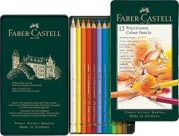 Faber Castell Polychromos Color Chart Polychromos Color Pencil Additional Colors Listed By Set