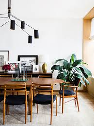 lighting for dining rooms. dining interior design by gachot studios lighting for rooms