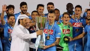 Il napoli batte la juventus e vince la coppa italia. Supercoppa Al Napoli Juventus Battuta 8 7 Ai Rigori La Gazzetta Dello Sport