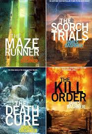 the maze runner the scorch trials the cure the kill order