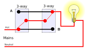 two way switch connection diagram wiring diagram shrutiradio how to wire a light switch and outlet at Light Switch Connection Diagram