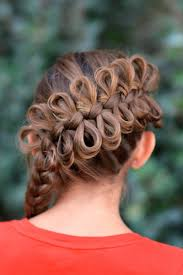 Mother Fashions Kids Hair Into Preposterous Updos Becomes