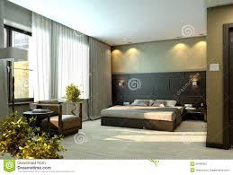 Modern Luxury Bedroom Hotel Bedroom Stock Images Image 38768784
