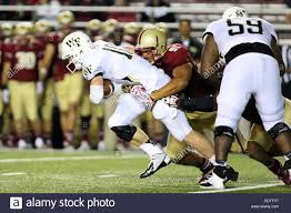Boston College Football Depth Chart 2013 Sept 6 2013 Chestnut Hill Massachusetts United States