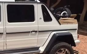2018 maybach g wagon. plain wagon clearly taking inspiration from the gclass first mercedesmaybach suv  has a crazy fun foldaway rear roof obviously for open airseeking  to 2018 maybach g wagon