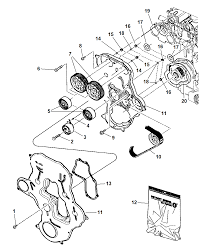 jeep liberty timing diagram diagrams for 2002 jeep liberty 3 7 timing chain fixya crankshaft sprocket and camshaft sprocket the timing marks aligned fig jeep liberty engine