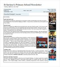 schools newsletter ideas principal weekly newsletter to staff template 31 best administration
