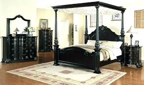black king canopy bed – mboffers.info
