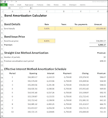Amortization Schedule Formula Excel Savings Bond Calculator Excel Image Titled Calculate Bond Value In