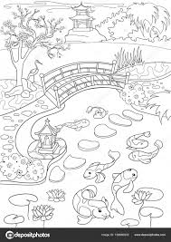 Disegni Giappone Da Stampare Natura Del Giappone Libro Da