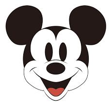 ミッキーマウスの黒目と白目 株式会社gt