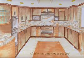 Designs For U Shaped Kitchens 26 Awesome U Shaped Kitchen 5017