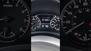 Tire Maintenance Light Nissan 2015 Nissan Altima How To Reset Oil And Tire Maintenance Reminders