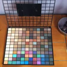 makeup review makeup revolution 144 eyeshadow 2016 collection palette