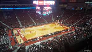 Pinnacle Bank Arena Section 206 Nebraska Basketball