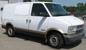 1998 Chevrolet Astro Cargo - Information and photos - ZombieDrive