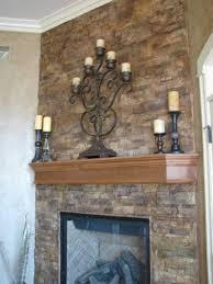 painted brick fireplace magic brush