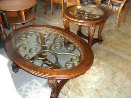 ashley furniture coffee table endearing coffee table gorgeous furniture oval coffee table end table ashley furniture coffee table round