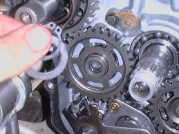 kickstart installation walkthrough yamaha yfz450 forum yfz450 now install the supplied idle gear make sure that the depressed side of the gear is facing you then install the remaining washer and snap ring that is