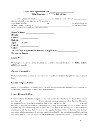 Sample Residential Lease Agreement Template Blank Lease Agreement Agreement Trakore Document Templates 22