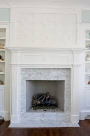 carrara marble fireplace hearths