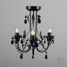 minisun vintage chandelier light