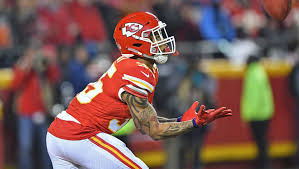 Chiefs Rb Depth Chart 2018 Jets Sign Former Chiefs Rb Charcandrick West 12up