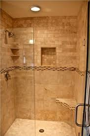 stand up shower tile designs - Google Search More