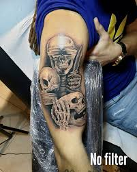 Skulltattooo Instagram Photos And Videos Gorzavelcom