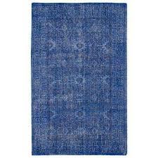 restoration blue 9 ft x 12 ft area rug