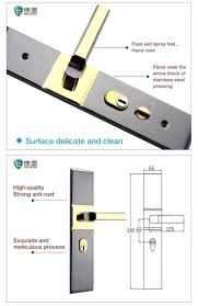 Exterior Door Handle And Locks Stainless Steel Door Handle Design ...