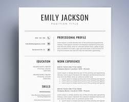 ... Surprising Design Modern Resume 2 Modern ...