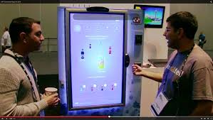 Video Vending Machine Enchanting VIDEO How New Tech And Trends Are Changing The Face Of Vending