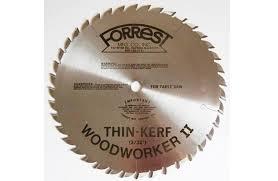 forrest blades. forrest blades o