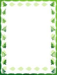 green snowflake border. Plain Snowflake This Free Printable Winter Holiday Border Features Green Christmas Trees  Free To Download And Print Throughout Green Snowflake Border S