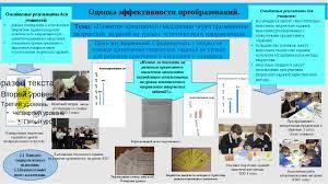 Презентация учителя первого уровня слайда 3 Оценка эффективности преобразований Цель исследования Сформировать у педаг