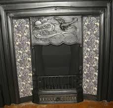 william morris seaweed arts crafts tile set art nouveau william morris tile ref wm seaweed set from pilgrim tiles